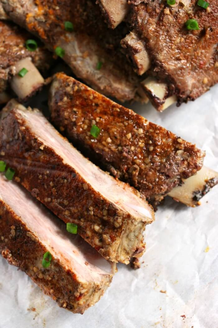 HOW TO COOK SPARE RIBS IN THE OVEN