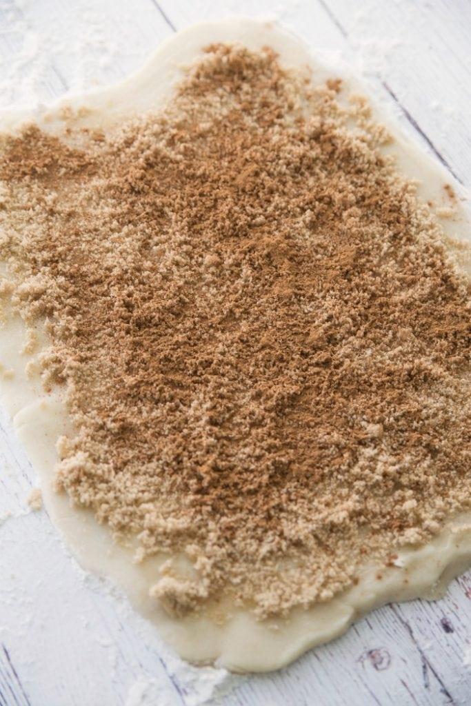 Cinnamon Bun Cookie Recipe
