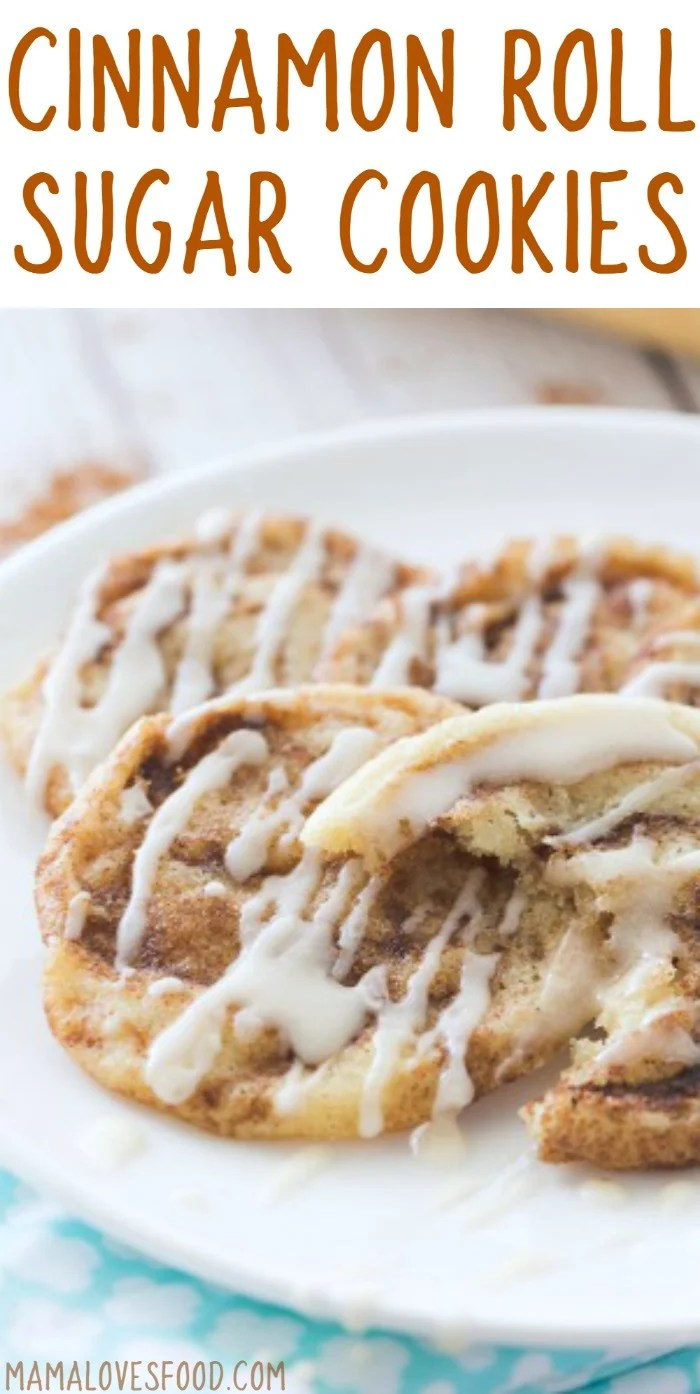 How to Make Cinnamon Roll Cookies