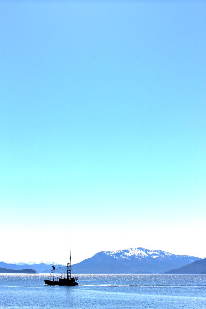 CRUISE TO HOONAH ALASKA