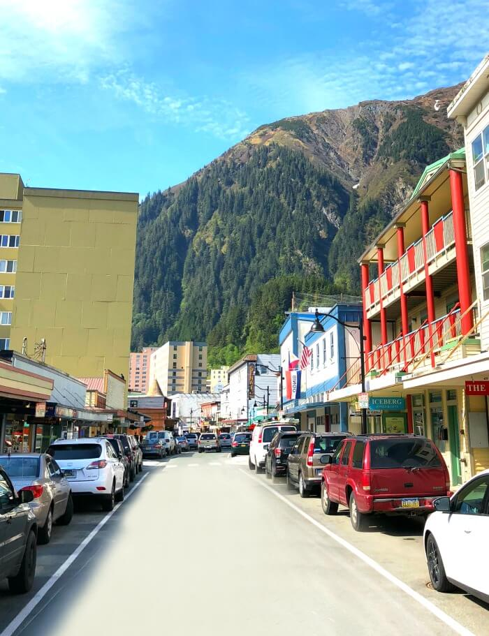 JUNEAU SHOPPING