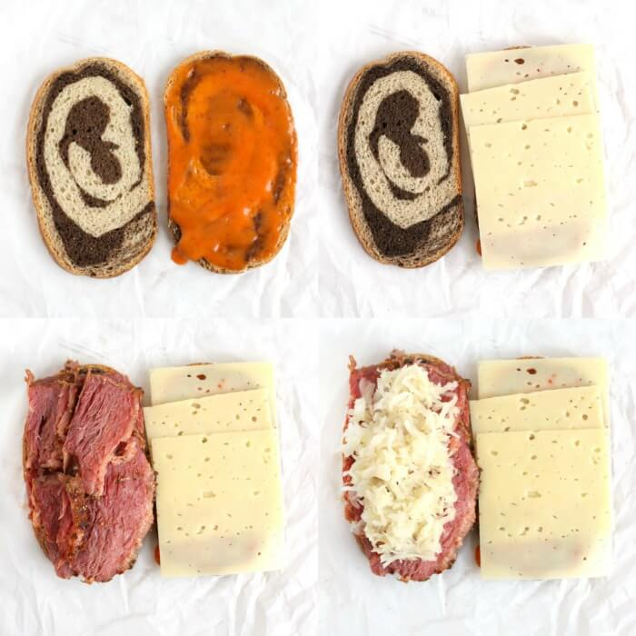 REUBEN SANDWICH INGREDIENTS
