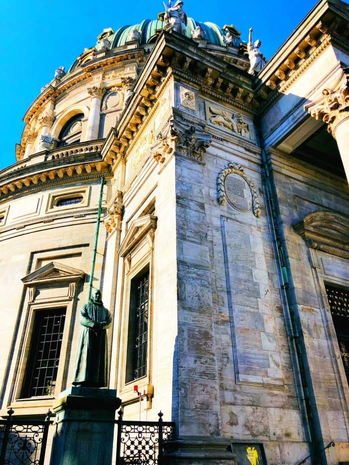 HISTORIC ARCHITECTURE COPENHAGEN