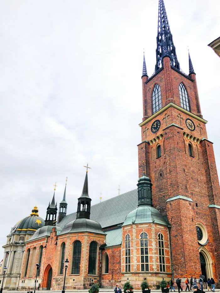 WHAT TO VISIT IN STOCKHOLM