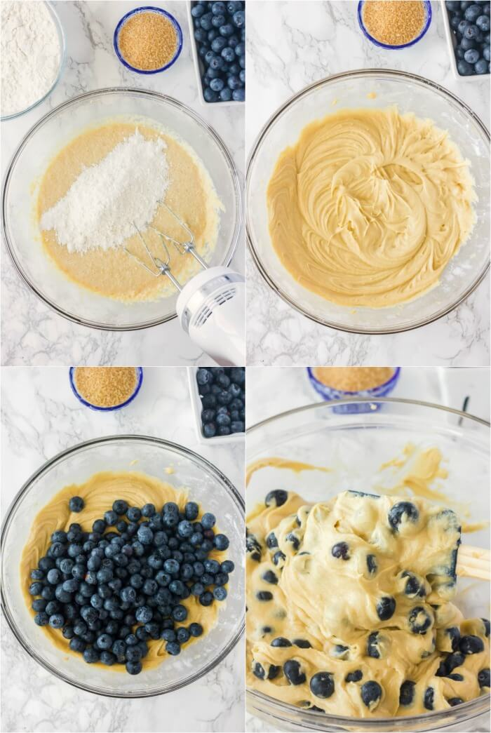 HOW DO YOU MAKE BLUEBERRY MUFFINS