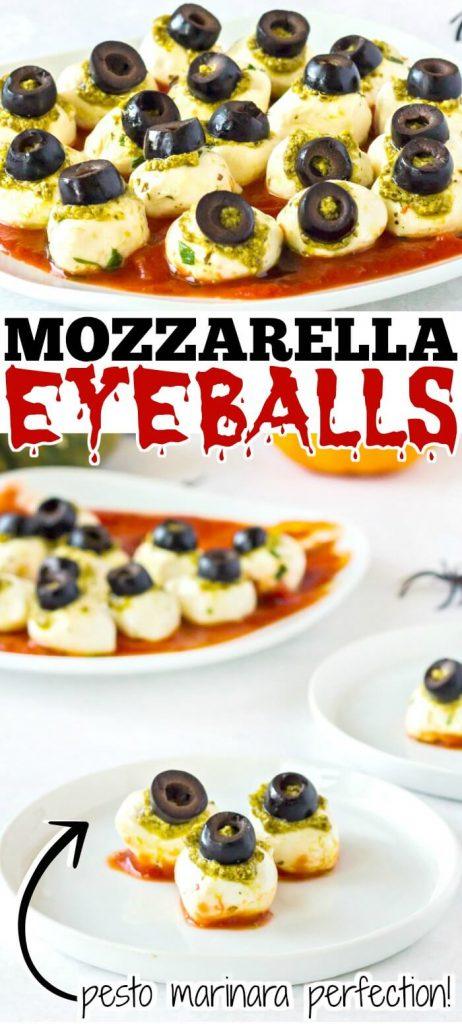 MOZZARELLA EYE BALLS