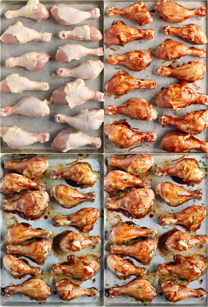 BARBECUE BAKED CHICKEN RECIPE