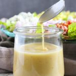 HOMEMADE RED WINE VINAIGRETTE