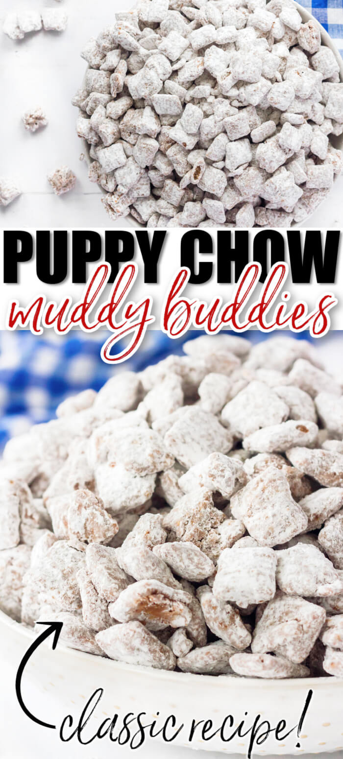 MUDDY BUDDY RECIPE