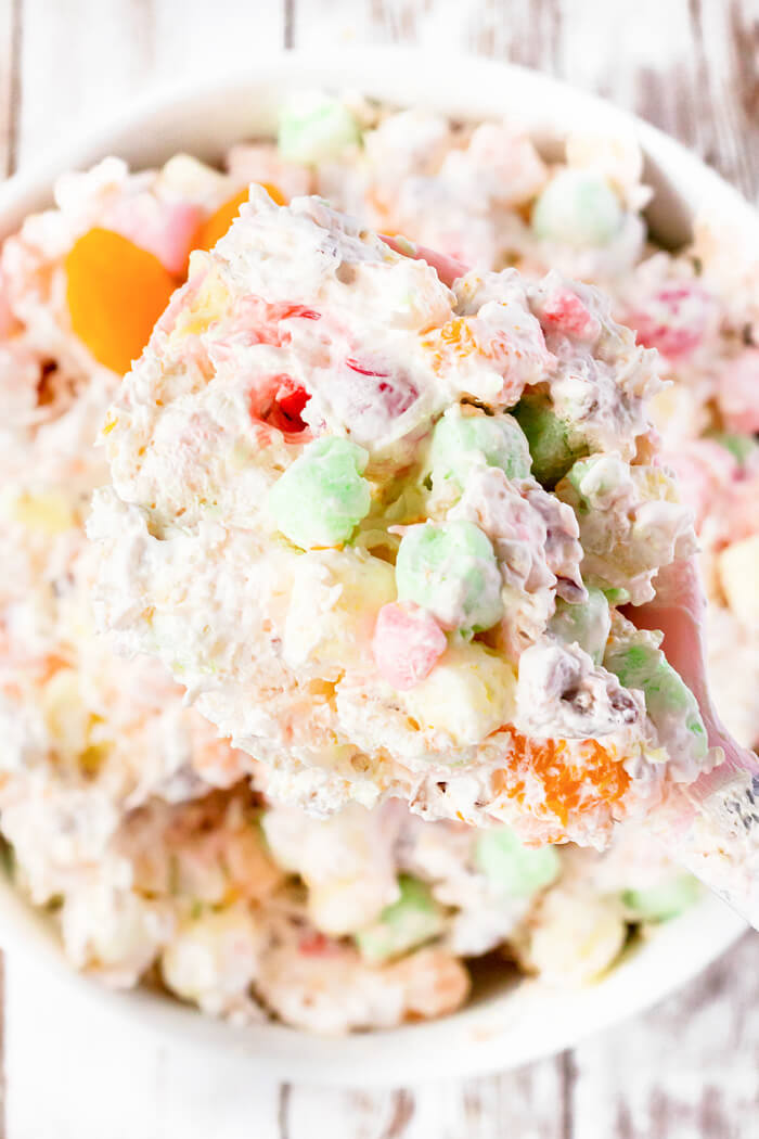 BEST AMBROSIA SALAD RECIPE