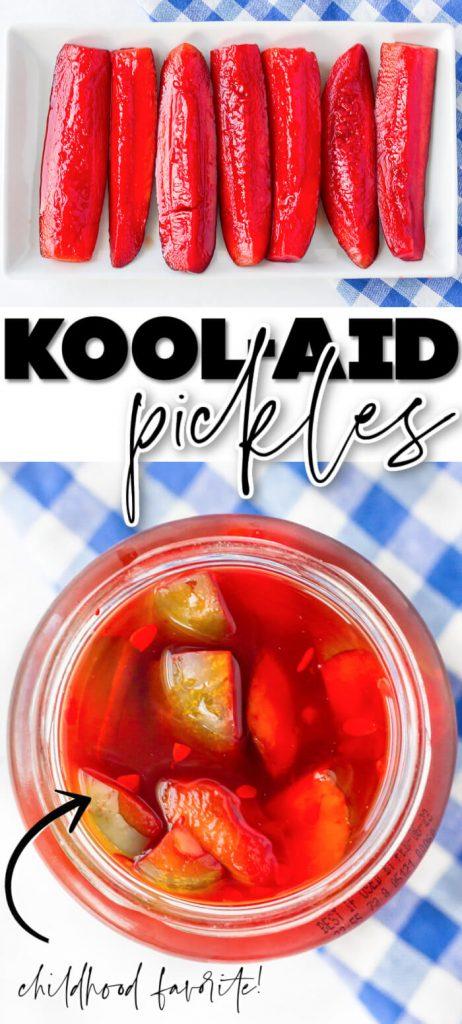 BEST KOOL AID PICKLES