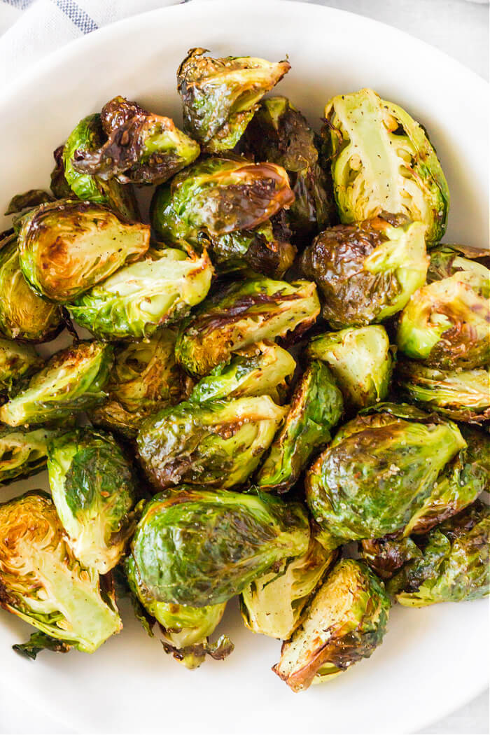 BRUSSEL SPROUTS RECIPE AIR FRYER