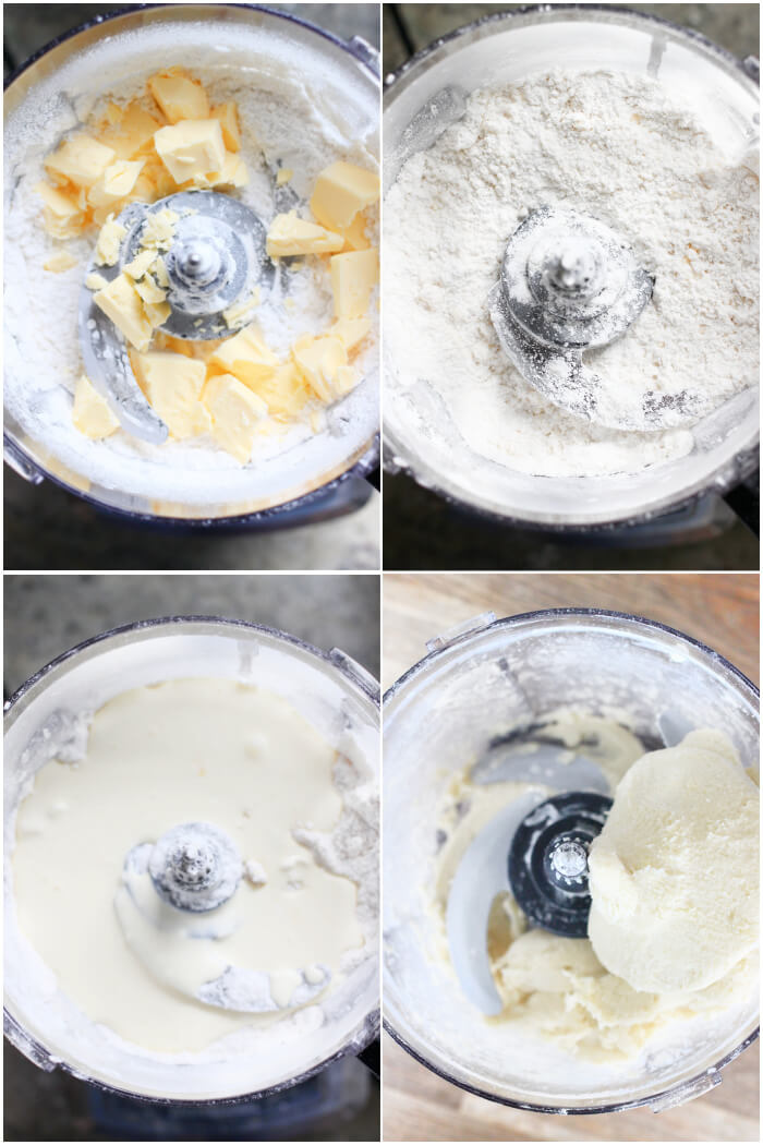 HOW TO MAKE SCONES WITH A FOOD PROCESSOR