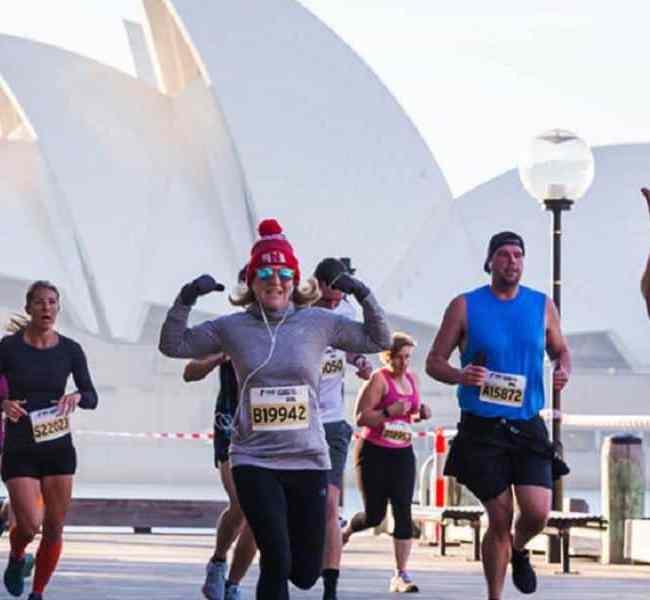 sydney harbour run