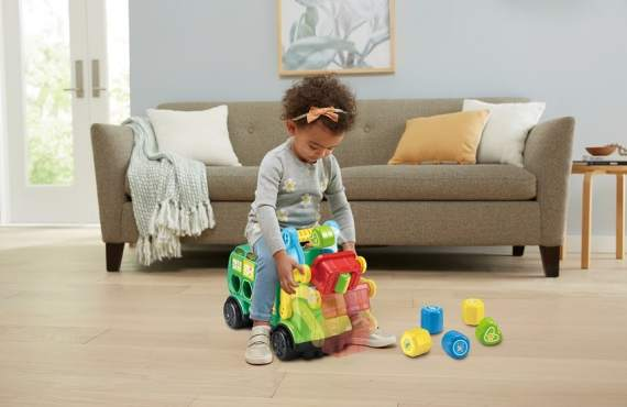 VTech and LeapFrog launch New Green Toys