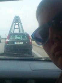 die Fehmarnsundbrücke in Sicht *_*