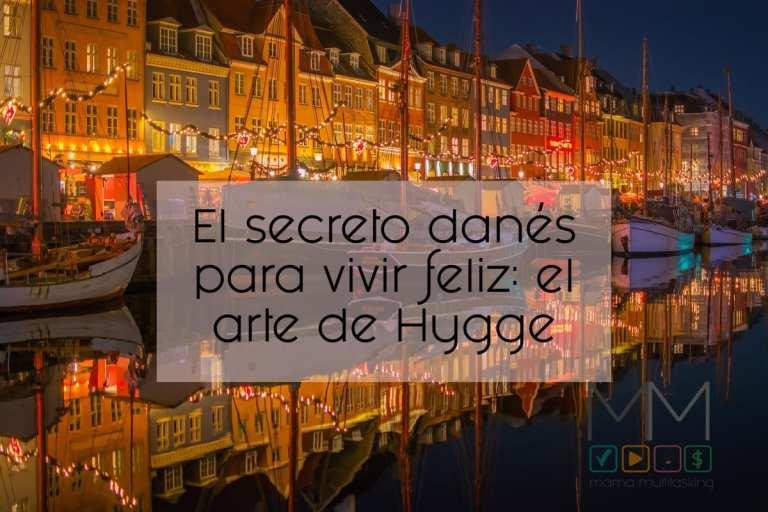El secreto danes para vivir feliz: el arte de Hygge
