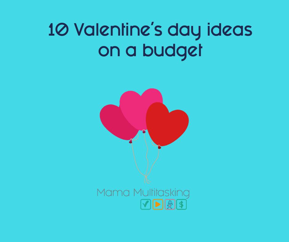 10 valentine ideas