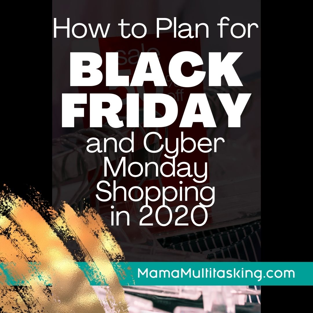 plan for Black Friday