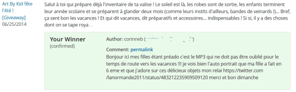 concours ABK