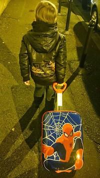 Valise Spiderman 2