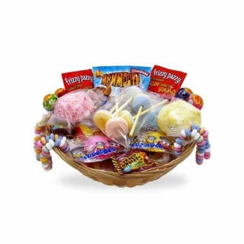 Gagnez un panier de bonbons rétro avec Génération souvenirs et Maman-Geek.com !