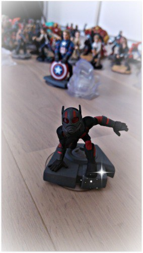 Figurine Ant man Disney inifinity marvel battleground