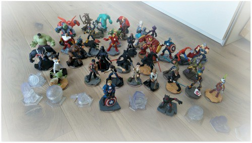 Figurines-Disney-Infinity