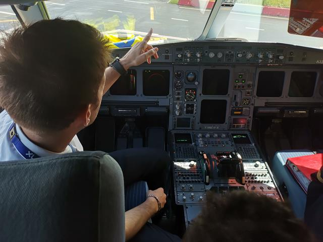 Pilote XL airways