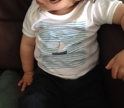 bébé tshirt