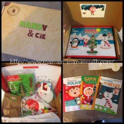 box créative enfant Handy & Cie