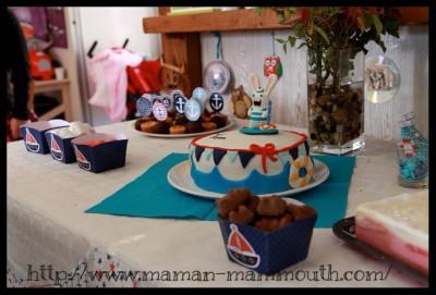 ma table de desserts de gourmands