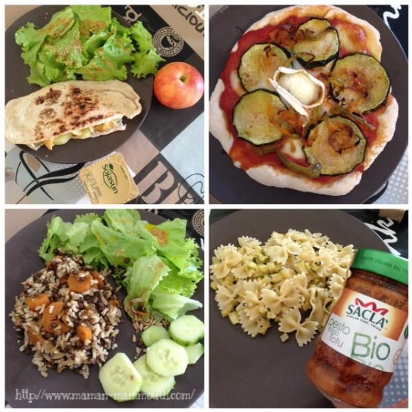semaine végétarienne 1