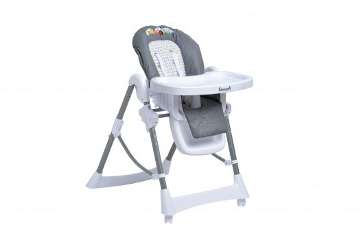 Chaise haute Barbapapa