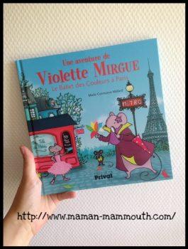 Violette Mirgue à Paris