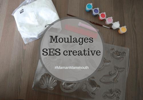 Moulages en plâtre SES Creative