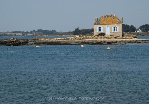 Île de Saint Cado, Bretagne