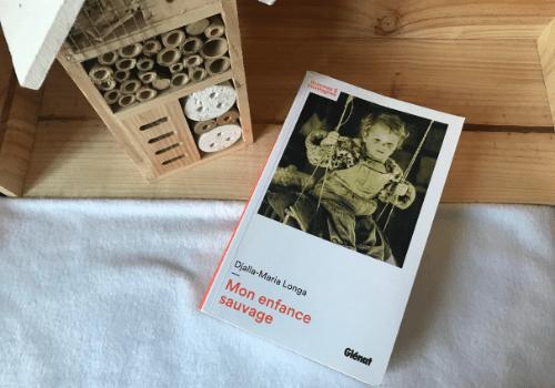 """Chronique sur le livre """"Mon enfance sauvage"""" de Djalla-Maria Longa"""