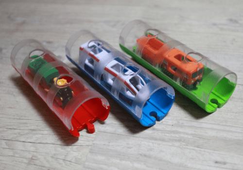 Trains et Tunnels Brio