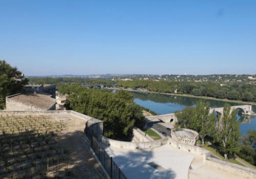 Rocher des Dom - Avignon
