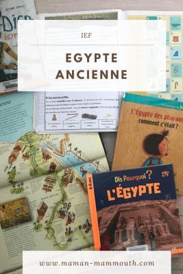 IEF: Egypte ancienne