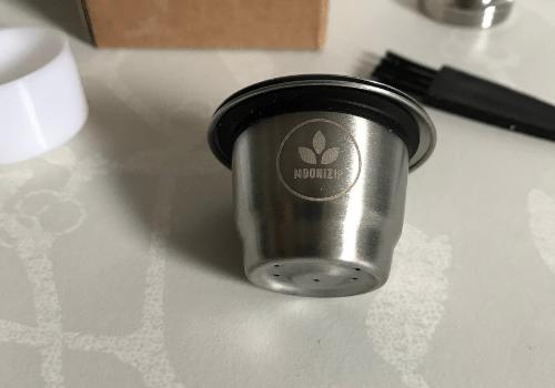 capsule nesspresso réutilisable