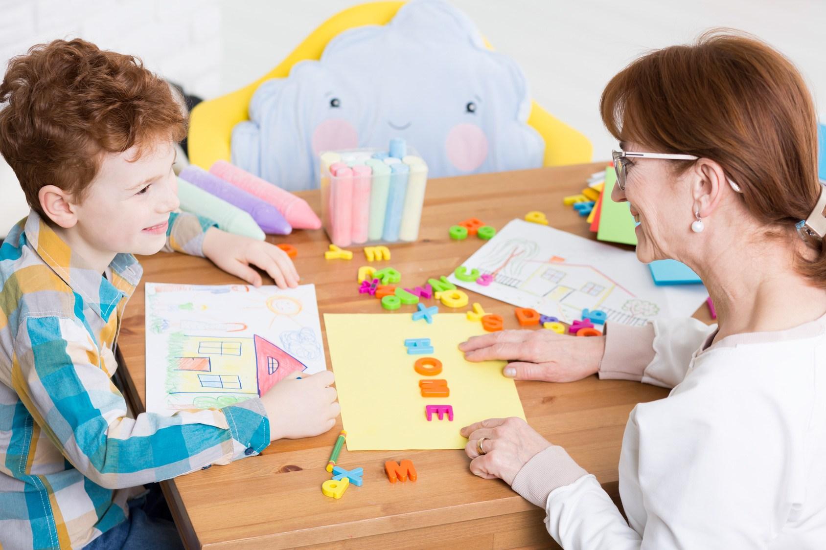 Apprenez à lire à votre enfant