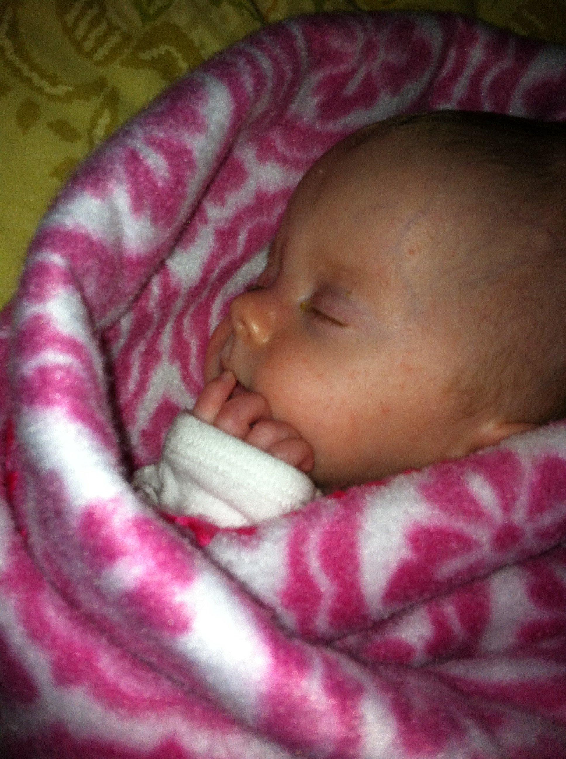 Hannah S C Section Birth