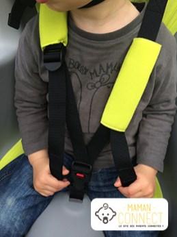Harnais siège enfant