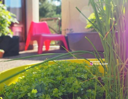 jardin potager urbain terrasse