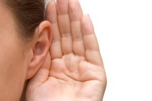 Je vous écoute !