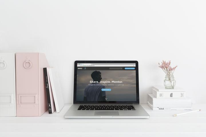 Bulbme, le nouveau réseau social d'inspiration positive