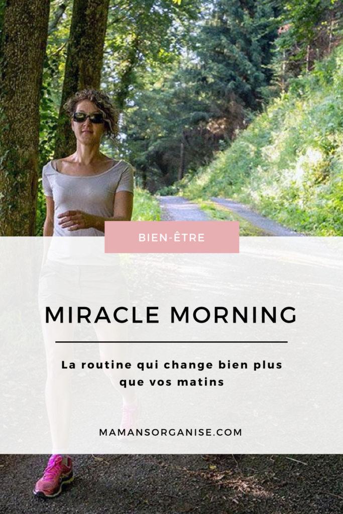 Découvrez comment Florence a mis en place le Miracle Morning afin de remettre de l'équilibre et de l'harmonie dans sa vie.