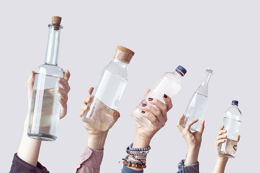 Un pas vers le zéro déchet : Boire de l'eau du robinet